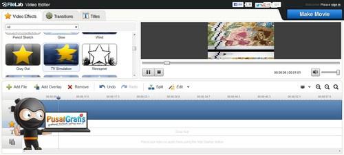 4 Tools Online Gratis Untuk Mengedit Video