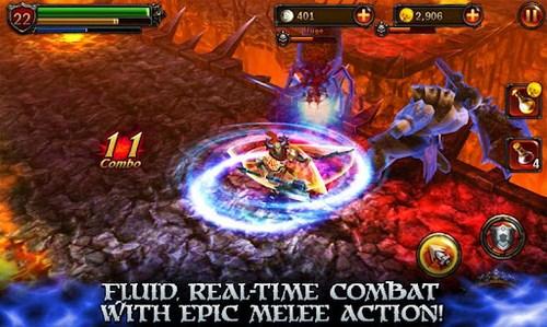 Game Android Terbaru: Eternity Warriors 2 Yang Perlu Kamu Coba