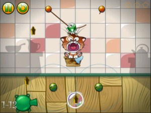 Feed the Kitten: Game Blackberry Gratis Yang Melatih Ketangkasan