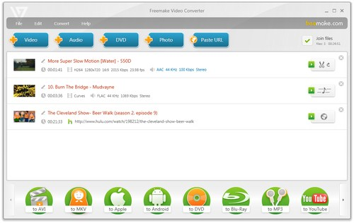 Freemake Video Converter 3.0 Kini Bisa Convert Video Ke HTML5