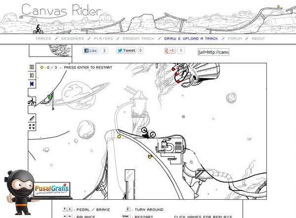 Game Google Chrome Yang Menantang Untuk Kamu Mainkan