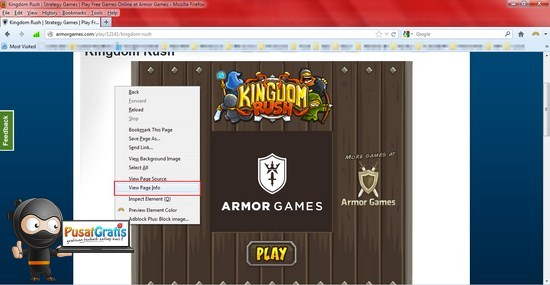 2 Cara Untuk Mendownload Game Flash
