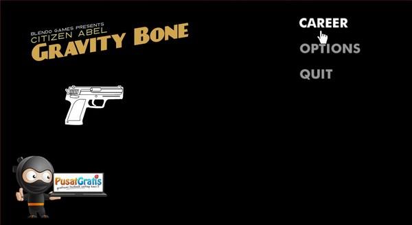 Gravity Bone: Mainkan Game Gratis Sebagai Mata-mata