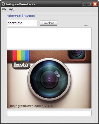 Download Foto Instagram dengan Cepat dan Mudah Menggunakan InstagramDownloader