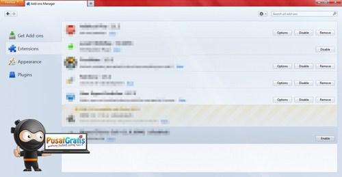 Tips dan Trik Mempercepat Mozilla Yang Telah Lemot