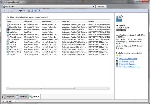 Uninstall Aplikasi Dengan Cepat dan Mudah Menggunakan Mirekusoft Install Monitor