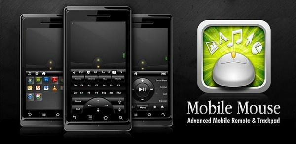 Mobile Mouse: Jadikan Smartphone Sebagai Remote Desktop
