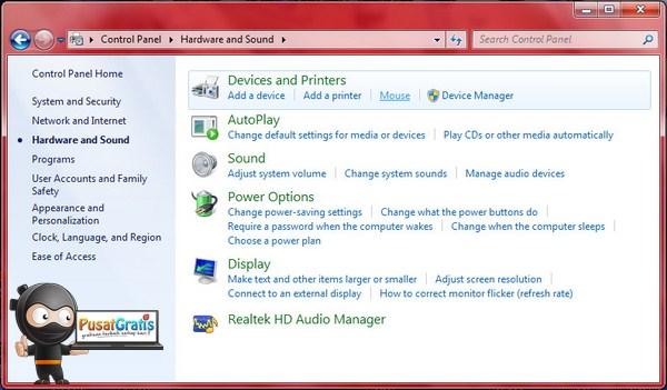 Cara Mengetahui Mouse Yang Tersembunyi di Multi Monitor