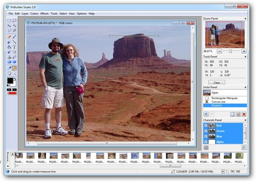 PixBuilder Studio: Software Alternatif Photoshop Untuk Mengedit Foto