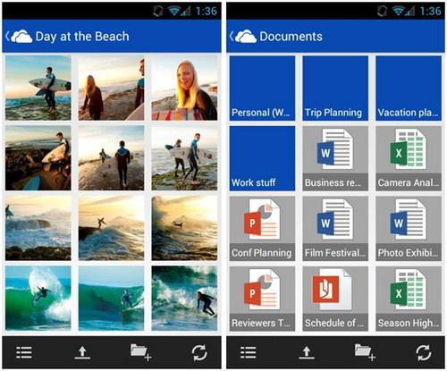 Aplikasi Official SkyDrive dari Microsoft Akan Segera Dirilis