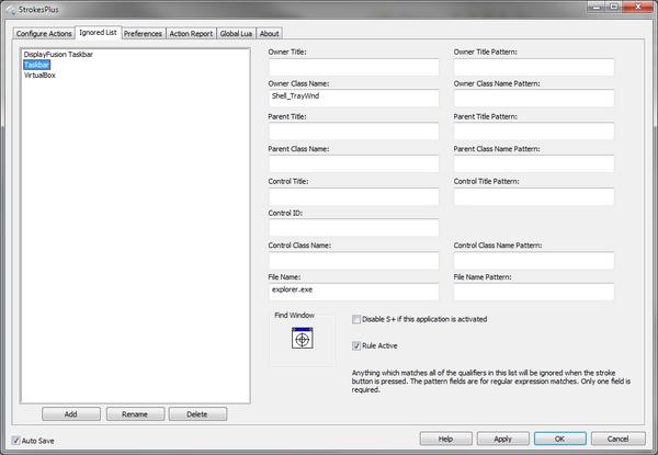 StrokesPlus: Mudahnya Membuka Aplikasi dengan Mouse Gesture