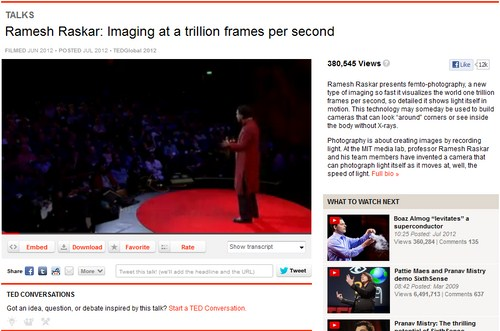 Download Video TED Talks dengan TED Downloader