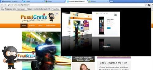 Jadikan Tampilan Tab Chrome Lebih Keren dan Mudah Diakses dengan Visual Tab