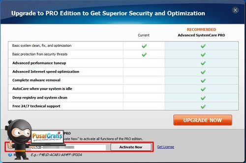 Dapatkan Lisensi Advanced SystemCare Pro 5 Senilai $19.95!