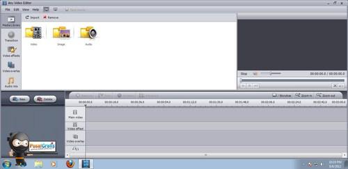 Dapatkan Lisensi Any Video Editor Senilai $19.95