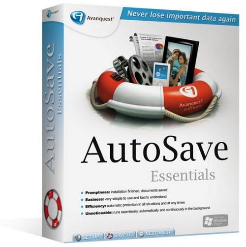 Dapatkan Lisensi AutoSave Essentials Senilai $39.95!