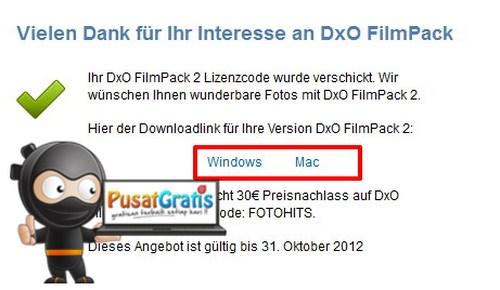 Dapatkan Lisensi DxO FilmPack untuk Mengubah Foto Digital Menjadi Bernuansa Klasik!