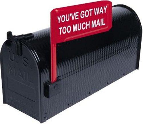 Bagaimana Menghindari Email yang Overload (kepenuhan)