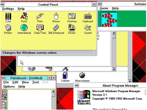 Windows 3.1 - www.jurukunci.net