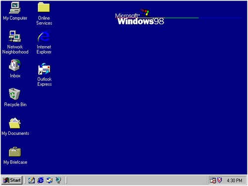 Windows 98 - www.jurukunci.net