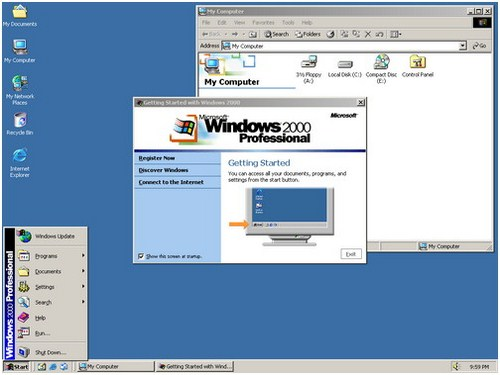 Windows 2000 - www.jurukunci.net