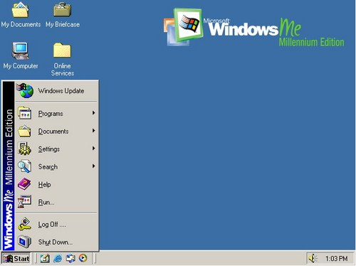 Windows ME (Millennium Edition) - www.jurukunci.net