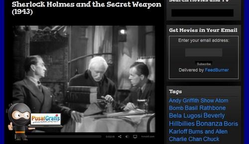 Situs untuk melihat Film Lawas Ala Amerika