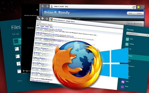 Modern Firefox (Metro) Akan Segera Hadir Bulan September Ini