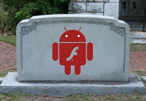 Flash untuk Android Resmi 'Dimatikan' Hari Ini, RIP!