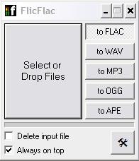 Flic Flac: Audio Converter Portable yang Ringan dan Cepat