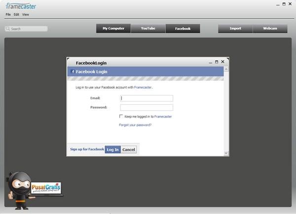 Mengupload Video ke YouTube dan Facebook dengan Mudah Menggunakan FrameCaster