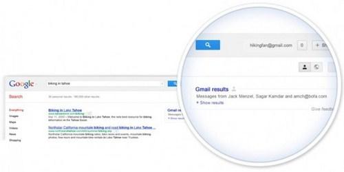 Sebentar Lagi Isi Email Kamu Akan Muncul di Search Engine