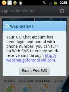 Aneka Fitur Baru di Go SMS Pro v4.60 untuk Android!