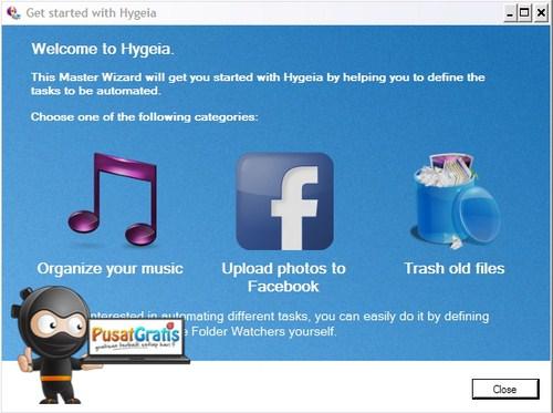 Otomatiskan Pekerjaan Kamu di  Komputer dengan Hygeia