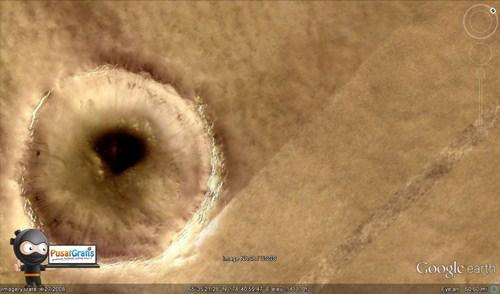Jalan-jalan Ke Planet Mars Yuk!
