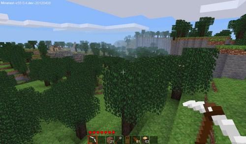 Minitest: Game Gratis yang Sangat Mirip dengan Minecraft