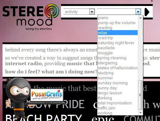 4 Situs untuk Mendengarkan Musik Sesuai dengan Mood Kamu