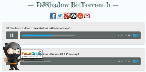 Bittorent Merilis Onehash, Torrent Web Streaming Gratis!