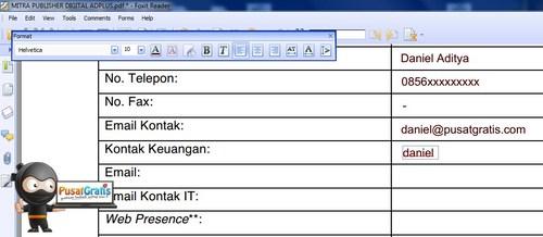 Cara Mengisi Form PDF dengan Super Cepat