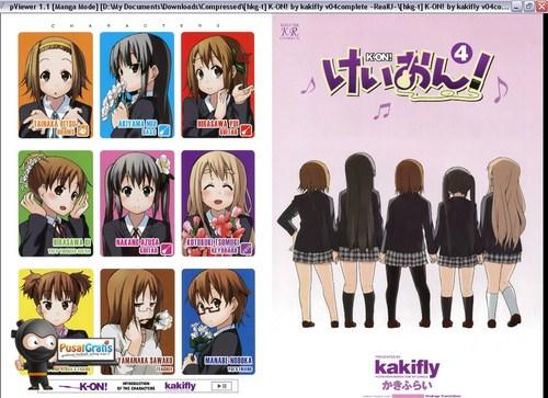 pViewer: Aplikasi Pembaca Gambar, Manga, dan Komik yang cepat dan Ringan