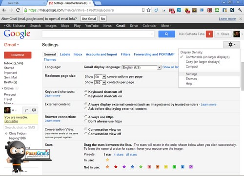 Fitur Gmail #1: Bagaimana meng-Enable Gmail Preview Pane