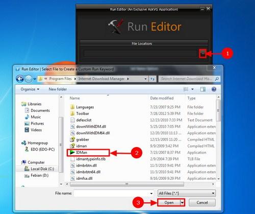 Cara Memberi Nama dan Menjalankan Software dari Menu Run dengan Cepat