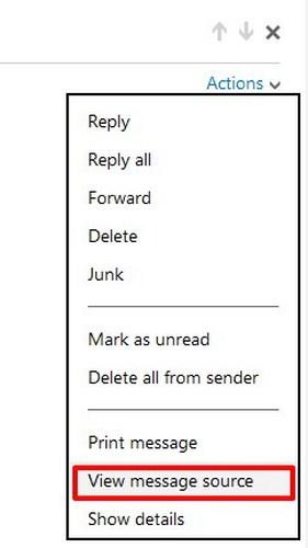 Cara Scammer Memalsukan Alamat Email dan Bagaimana Kita Mengetahuinya