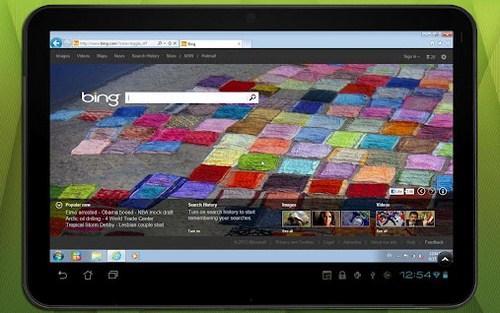 Mengendalikan Komputer dari Tablet Android dengan Splashtop 2