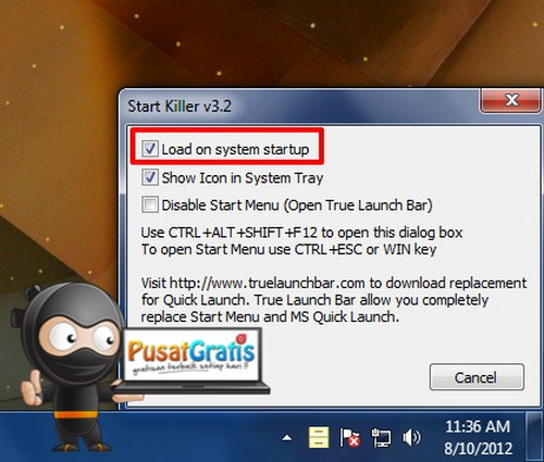 Software Jail 1: Lho..Start Menu Windowsnya Mana?