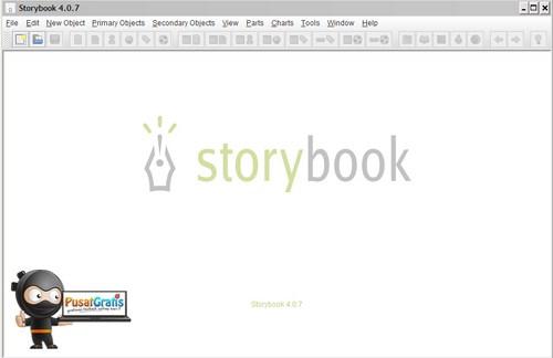 Kembangkan hobi mengarangmu dengan Storybook!