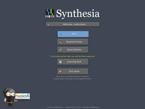 Yuk Belajar Bermain Piano dengan Synthesia
