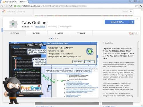 Cara Agar Tidak Bingung Saat Membuka Banyak Tab di Google Chrome