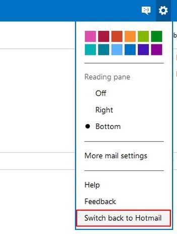 Cara Upgrade Akun Hotmail menjadi Outlook