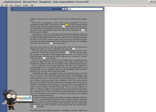 Utopia: PDF Reader Khusus untuk Penelitian dan Jurnal Akademik